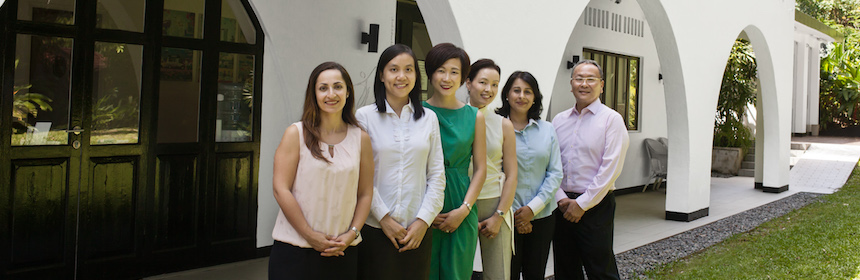 Doctors at CHI - Singapore travel clinic